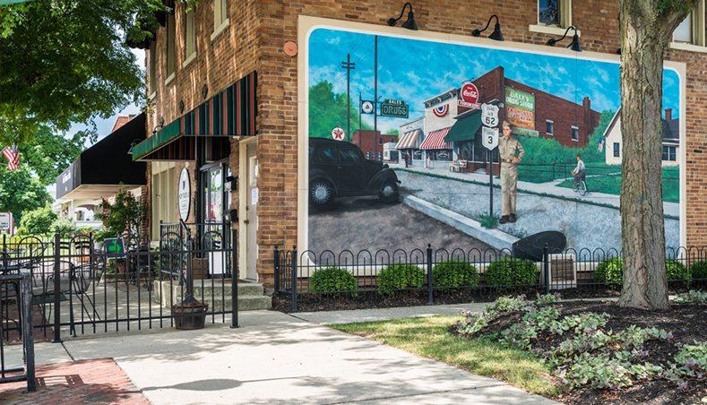 Neighborhood - Mural